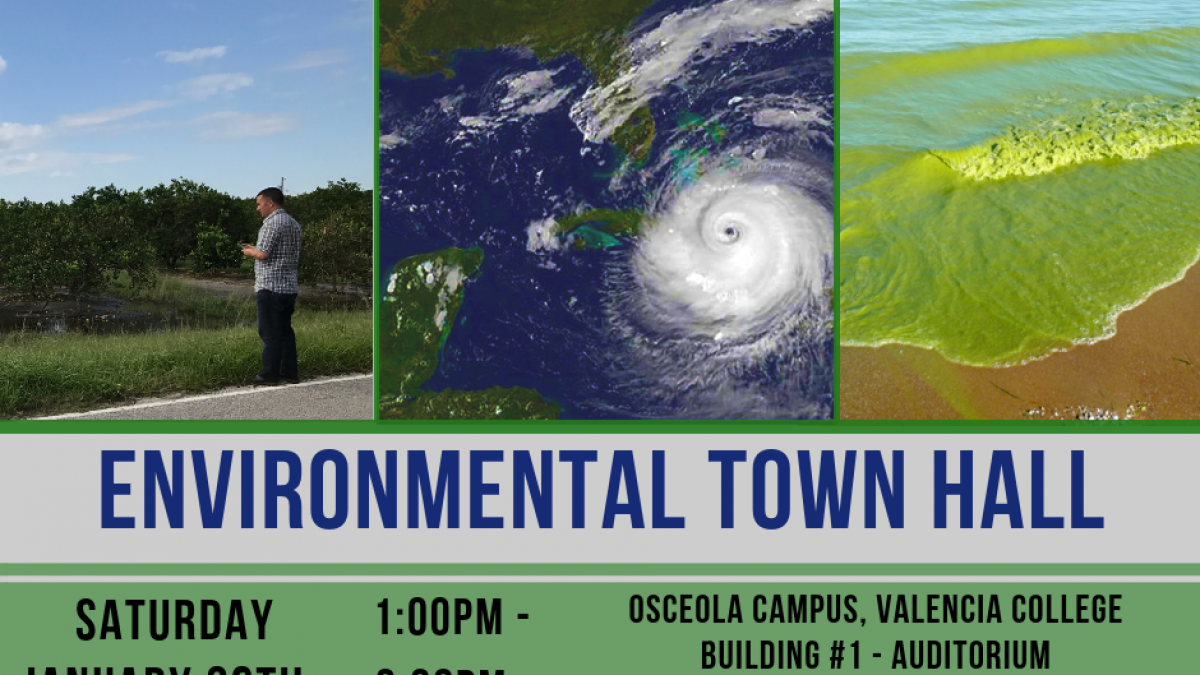 Environment Town Hall